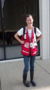 Ameri Corps Member- National Volunteer Week