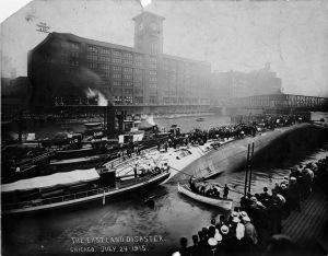 Eastland Disaster 1915
