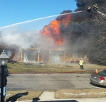 Couple Recovers After Destructive HomeFire