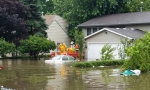 Illinois Residents Look Ahead After Torrential Rainfall and Subsequent Flooding