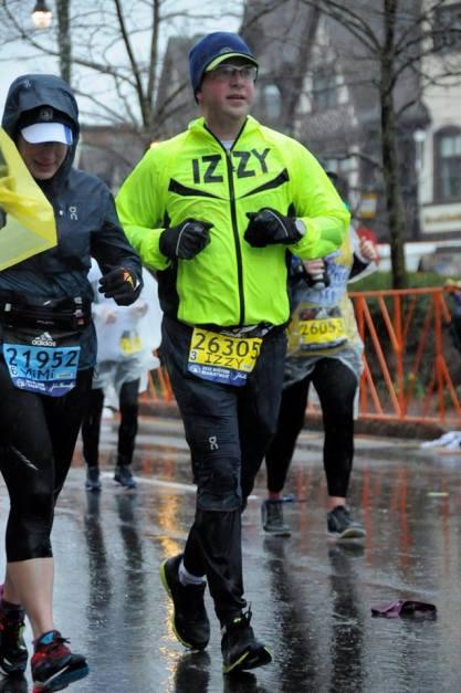 ted dysart boston marathon